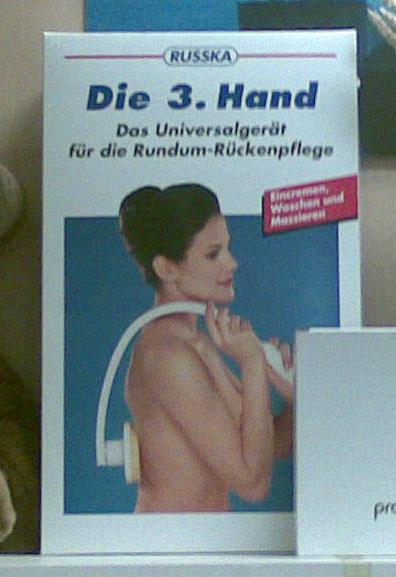 Dritte Hand